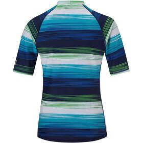 Reima Fiji Camiseta de Natación Niños, navy blue